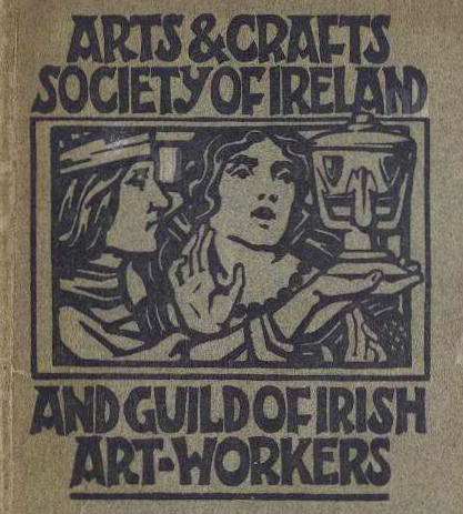 Arts & Crafts Society of Ireland cover